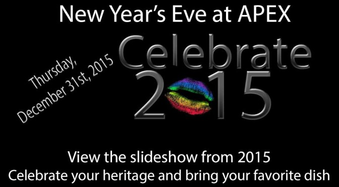 APEX New Year's Eve Party